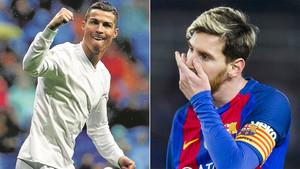 Ronaldo y Messi no han recibido el mismo trato