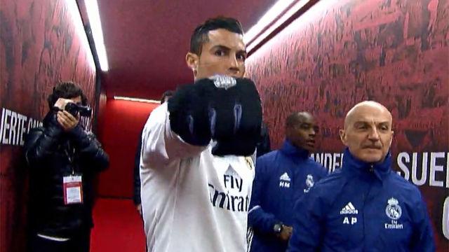 Video resumen: Así fue el partido de Cristiano Ronaldo ante el Sevilla