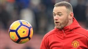Rooney se ha convertido en el máximo goleador de la historia del United.