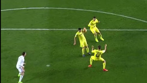 Captura de pantalla en el momento de la jugada
