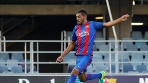 Fali está convencido de que el Barça B puede ascender en León