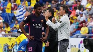 Marlon ha sido titular en los dos últimos partidos de Liga