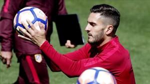 Koke se mantendrá fiel al Atlético, el club de su vida