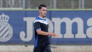 Mario Hermoso se está adaptando al Espanyol