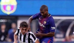Marlon Santos jugó contra la Juventus
