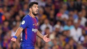 Suárez es una de las grandes estrellas del Barça