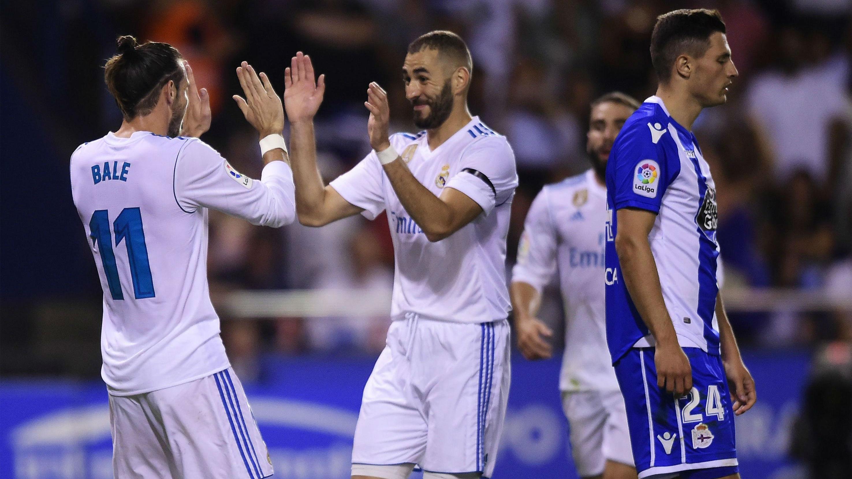 Vídeo resumen: Deportivo - Real Madrid (0-3). Jornada 1, Liga Santander 2017-18