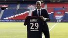 Mbappé está feliz en el PSG