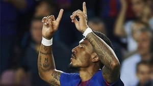 Paulinho ha entrado con buen pie en el Barça