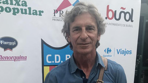 Bossio fue internacional con Uruguay y ahora entrenará en la Tercera valenciana