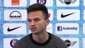 Cristian Ganea, futbolista del Viitorul, interesa al Athletic