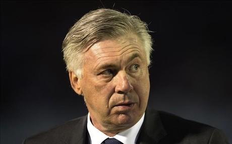 Ancelotti tom� el relevo de Mourinho en el Real Madrid