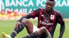 Balotelli ha jugado la �ltima temporada cedido en el Milan