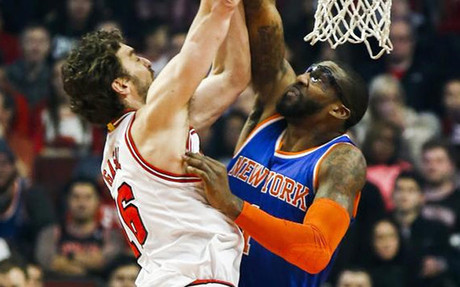 Chicago Bulls no dio opci�n a los Knicks