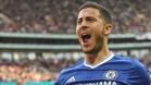 Eden Hazard podría ser moneda de cambio en el fichaje de CR7 por el Chelsea