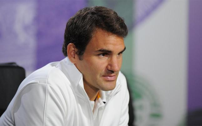"""Roger Federer: """"Me encanta ver jugar a Messi; es el mejor de la historia"""""""