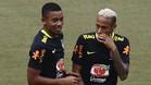 El halago de Neymar hacia Gabriel Jesús
