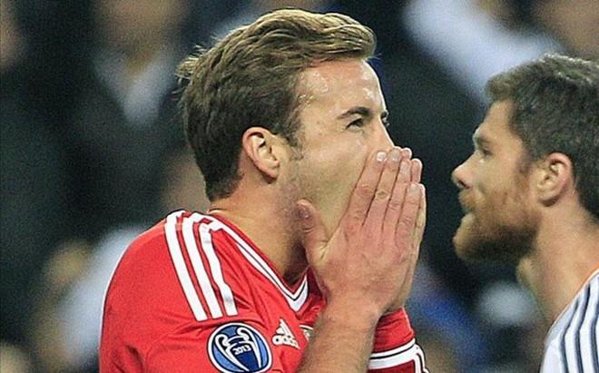 Gotze podr�a tener los d�as contados en el Bayern
