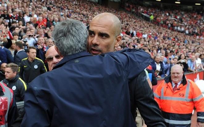 Guardiola y Mourinho se enfrentar�n otra vez en Old Trafford