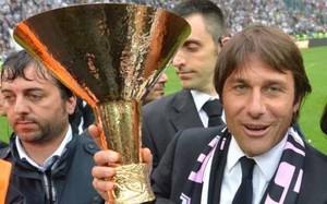La Juventus de Conte estuvo 43 partidos sin perder entre 2011 y 2012