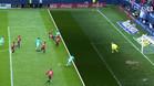 El gol de Luis Suárez fue legal