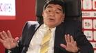 Maradona, molesto por la marcha de Higua�n