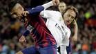 Modric defendió a Bale