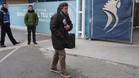 'Pillamos' al agente de Caicedo llegando a la ciudad deportiva del Espanyol