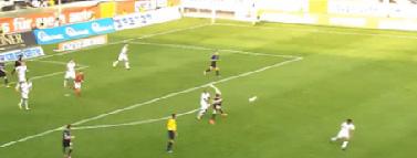 Stoppelkamp: un gol de record desde 85 metros
