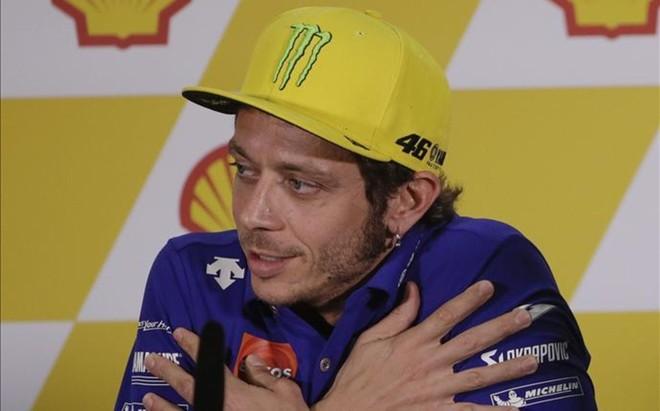 Valentino Rossi en Malasia