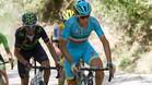 Valverde est� por delante de Nibali en la general del Giro
