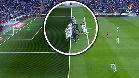 Fuera de juego de Sergio Ramos en el segundo gol
