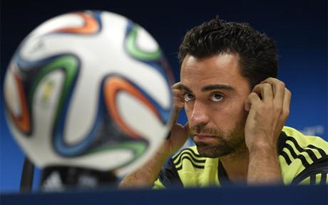 Xavi will go