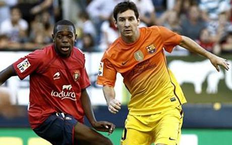 Osasuna ya sabe c�ando visitar� el Camp Nou