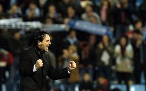 Emery ha llevado al Sevilla a la final de Copa