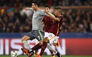 Cristiano se enfrenta a la Roma
