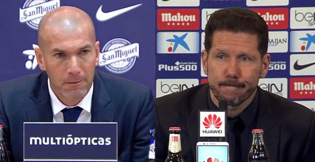 Real Madrid y Atlético ceden la Liga