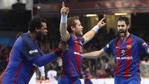 El Barça Lassa espera conseguir un nuevo triunfo en la ASOBAL