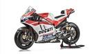 La nueva Ducati , ya sin alerones