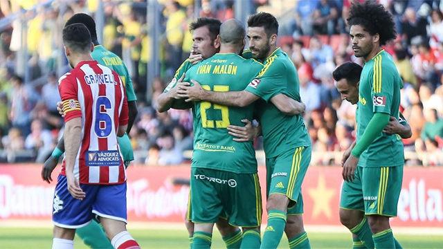 Video resumen del Girona - Cádiz (1-2) - Liga 1|2|3