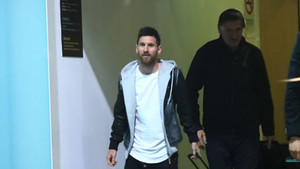 Messi llegó a Barcelona con Pepe Costa