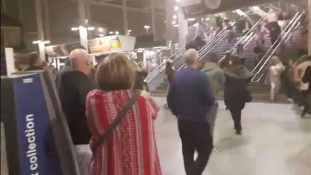 Atentado terrorista en Manchester