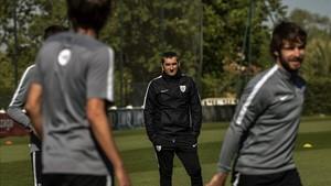 El vestuario del Barcelona, satisfecho con la llegada de Valverde