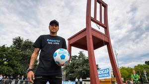 Neymar vivió otro día grande en Ginebra