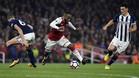 Lacazette fue el jugador más determinante del Arsenal