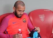 Aleix Vidal sigue sin contar en los planes de Luis Enrique