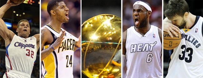 As� quedan los playoffs de la NBA