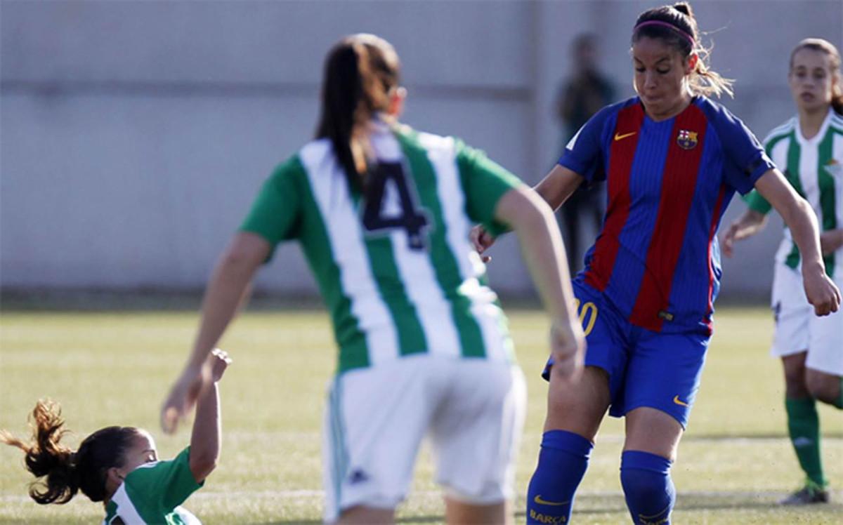 El Betis consigue robar los primeros puntos de la temporada al Barça