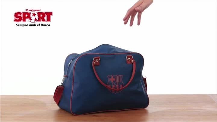 Consigue la bolsa vintage del Bar�a
