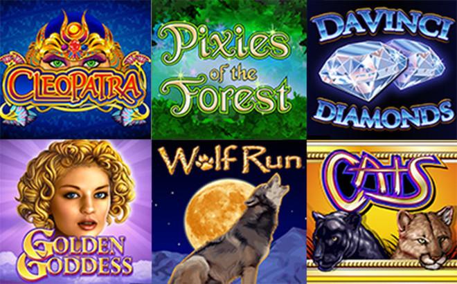 Estos son algunos de los nuevos juegos de SPORT Casino